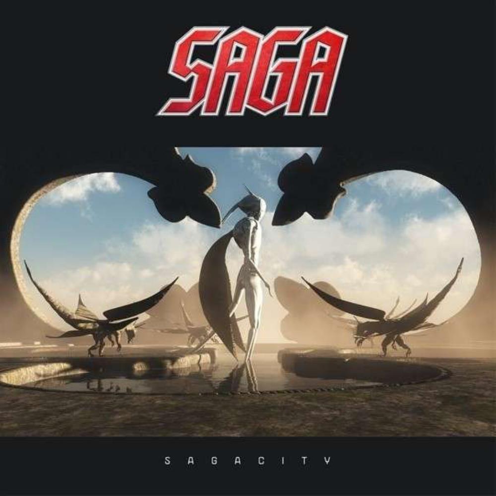 Sagacity by SAGA album cover