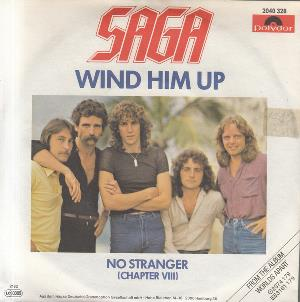 Saga Wind Him Up album cover