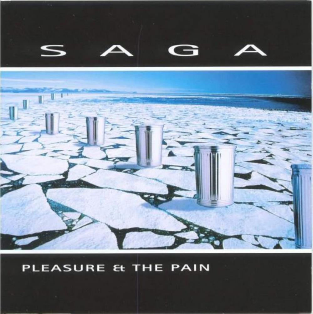 Saga - Pleasure & The Pain CD (album) cover