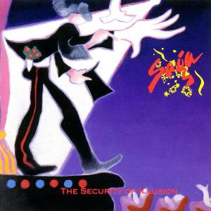 Saga The Security Of Illusion album cover