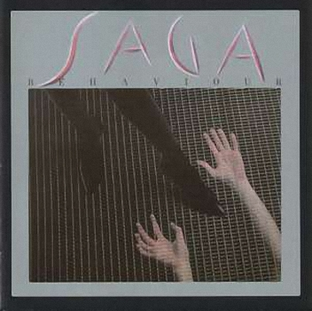 Saga - Behaviour  CD (album) cover