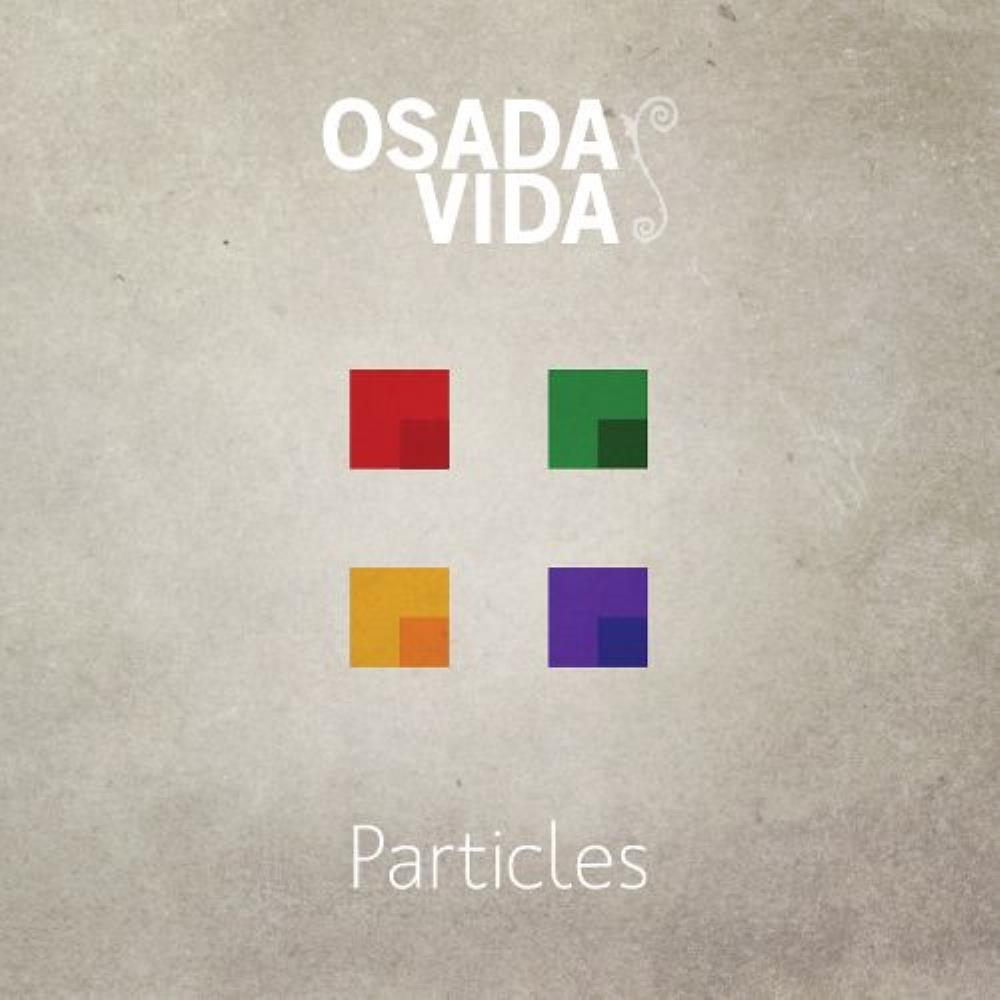 Particles by OSADA VIDA album cover