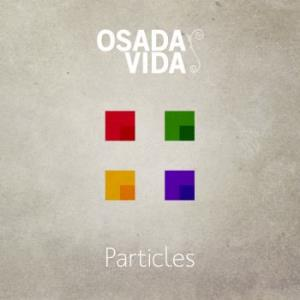 Osada Vida - Particles CD (album) cover