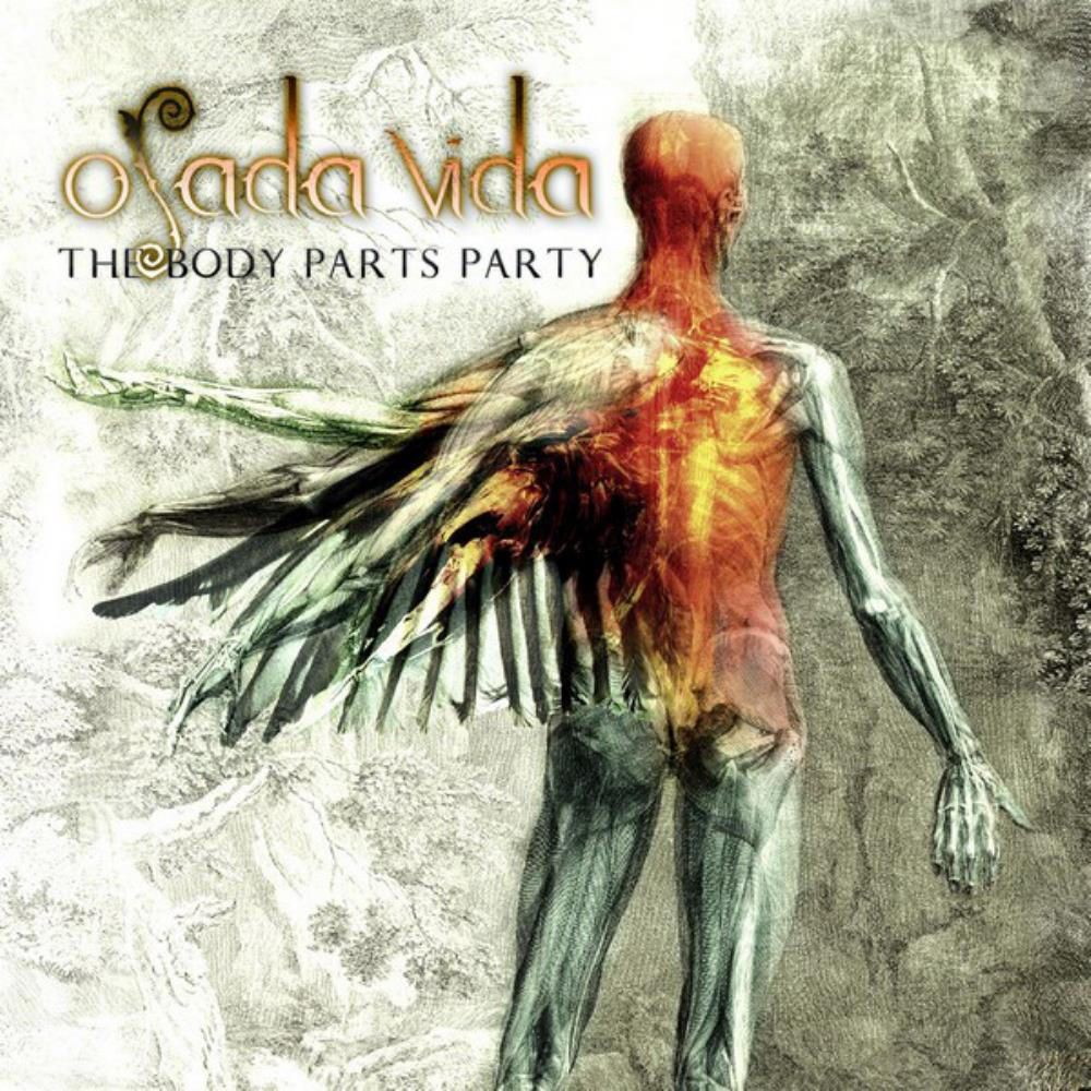 The Body Parts Party by OSADA VIDA album cover