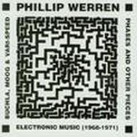 Phillip Werren Electronic Music: 1968-1971 album cover