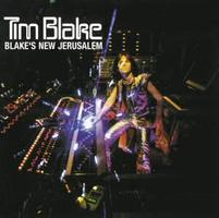 Blake's New Jerusalem  by BLAKE, TIM album cover