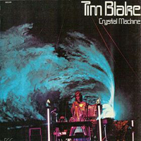 Crystal Machine by BLAKE, TIM album cover