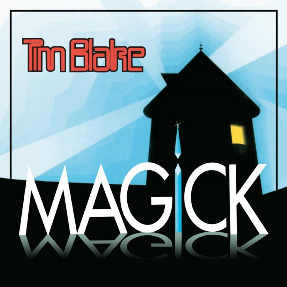 Magick by BLAKE, TIM album cover
