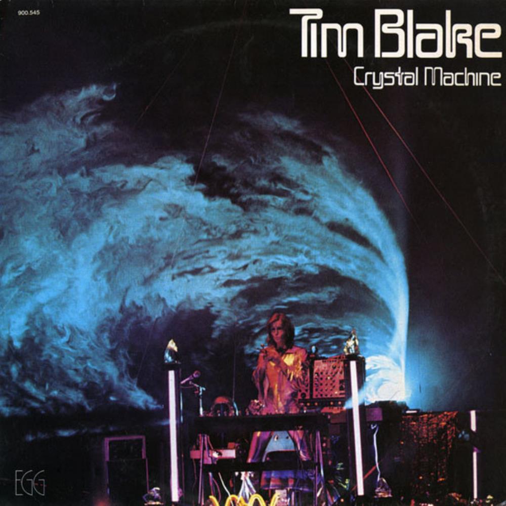Crystal Machine by BLAKE, TIM album cover