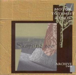 Motor Totemist Guild - Archive Two CD (album) cover