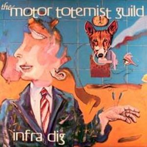 Motor Totemist Guild - Infra Dig CD (album) cover