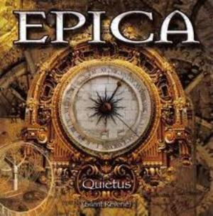 Epica Quietus (Silent Reverie) album cover