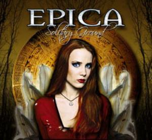 Epica Solitary Ground album cover