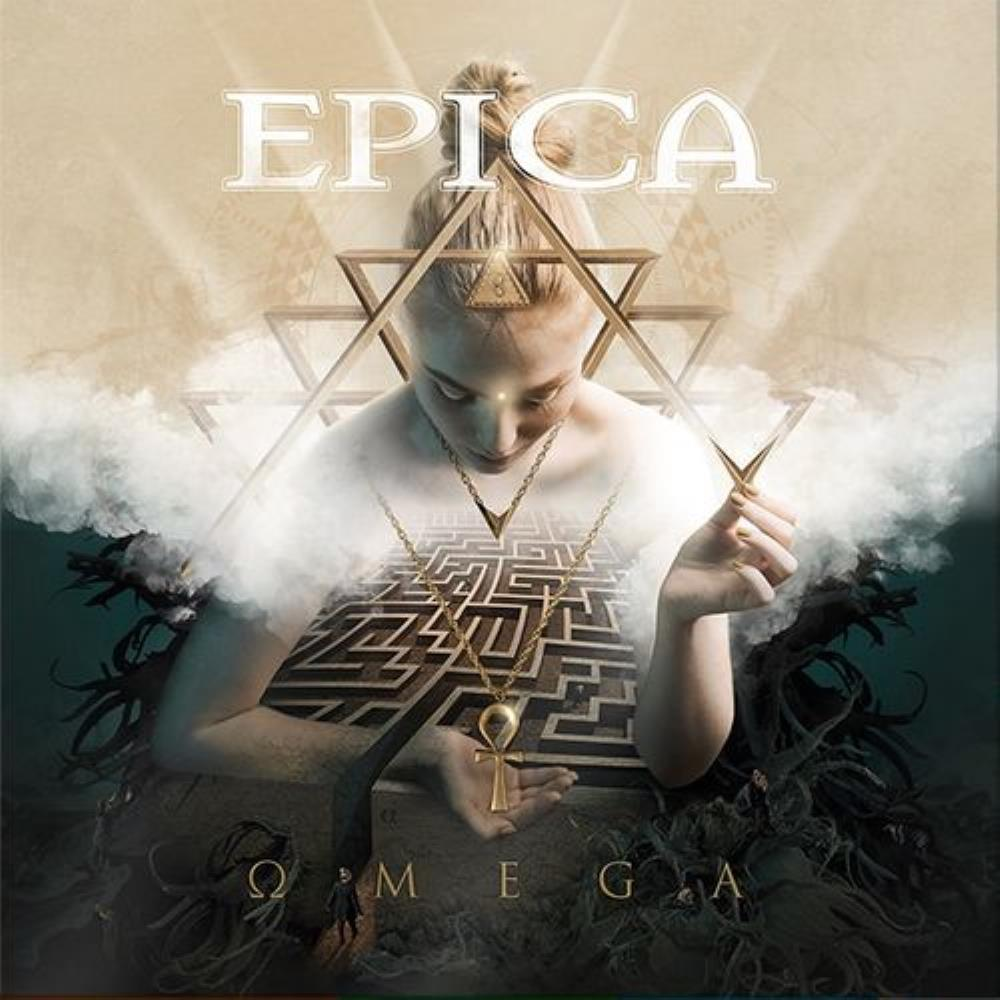 Omega by EPICA album cover