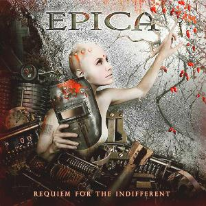 Epica - Requiem for the Indifferent CD (album) cover