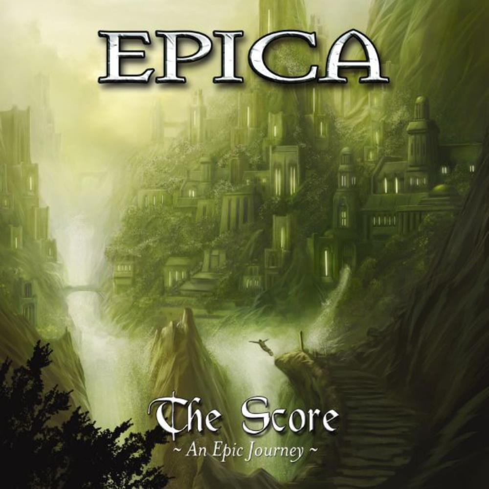 Epica The Score - An Epic Journey (OST) album cover