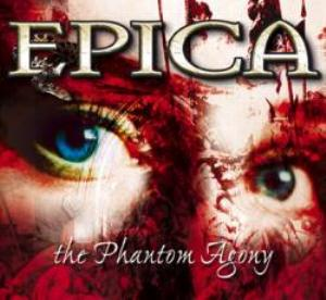Epica The Phantom Agony album cover