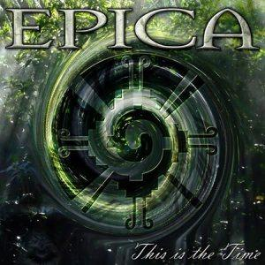 Epica This Is the Time album cover