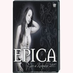 Epica Live at Rockpalast 2007 album cover