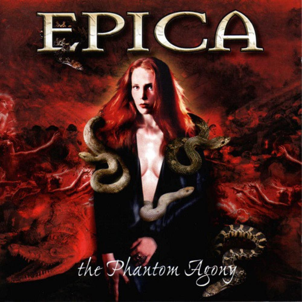 Epica - The Phantom Agony CD (album) cover