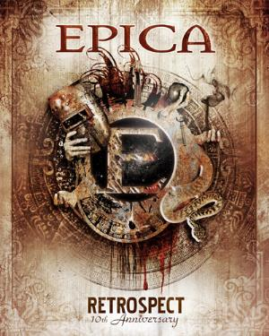 Epica - Retrospect CD (album) cover