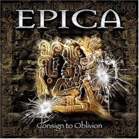 Epica - Consign to Oblivion CD (album) cover
