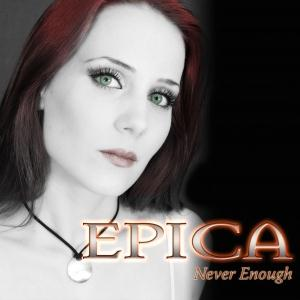 Epica Never Enough album cover