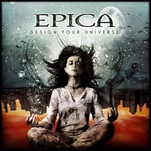 Epica - Design Your Universe CD (album) cover