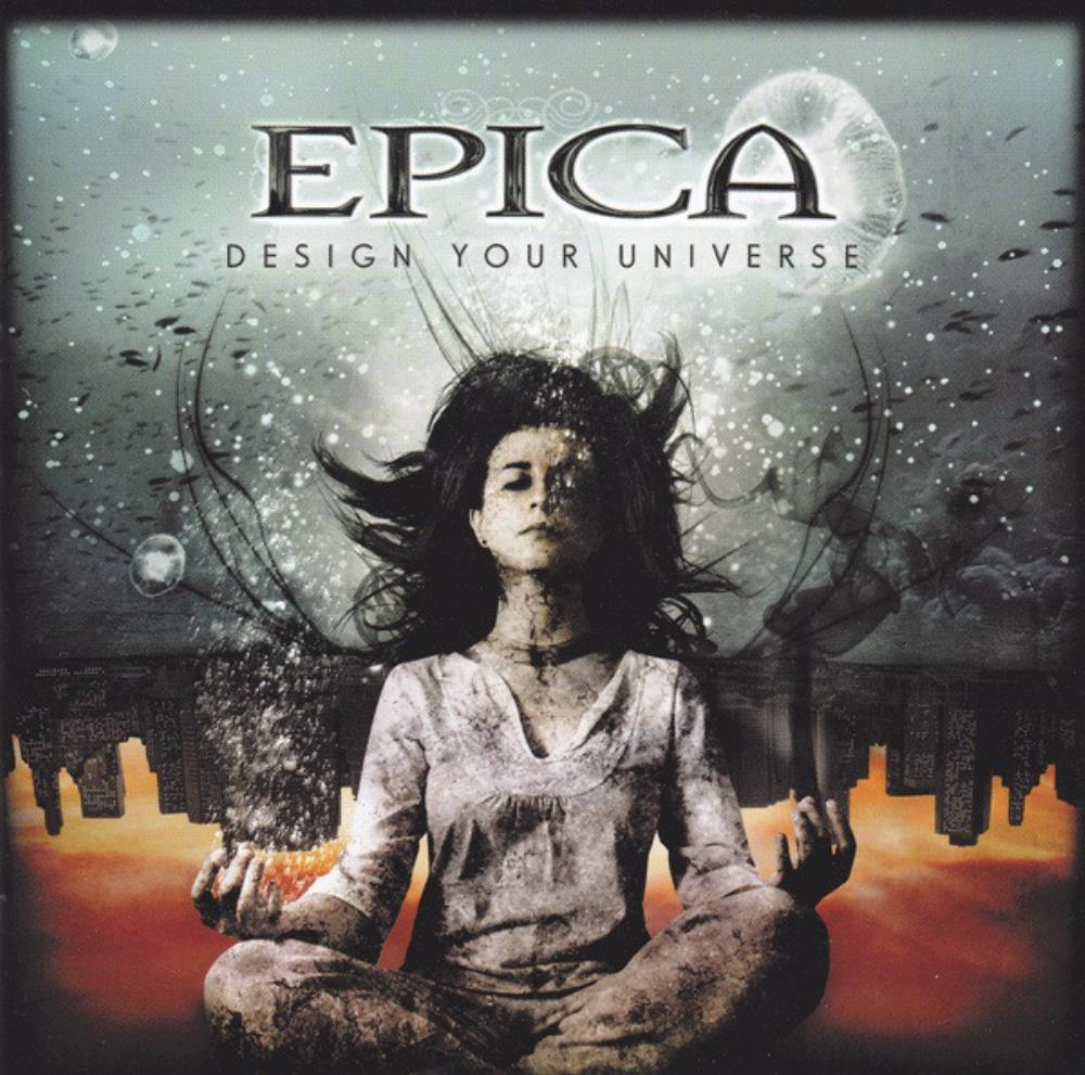 Design Your Universe by EPICA album cover