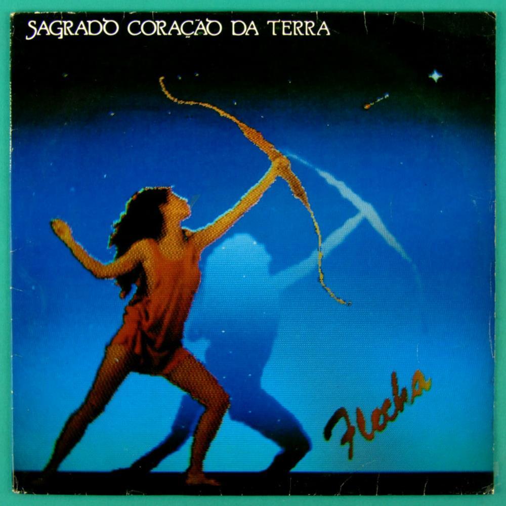 Flecha by SAGRADO CORAÇÃO DA TERRA album cover
