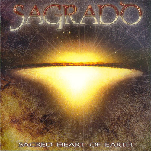 Sagrado Coracao da Terra - Sacred Heart of Earth CD (album) cover