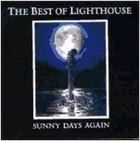Lighthouse Sunny days again, The best of album cover