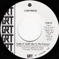 Lighthouse Take It Slow (Out In The Country) album cover
