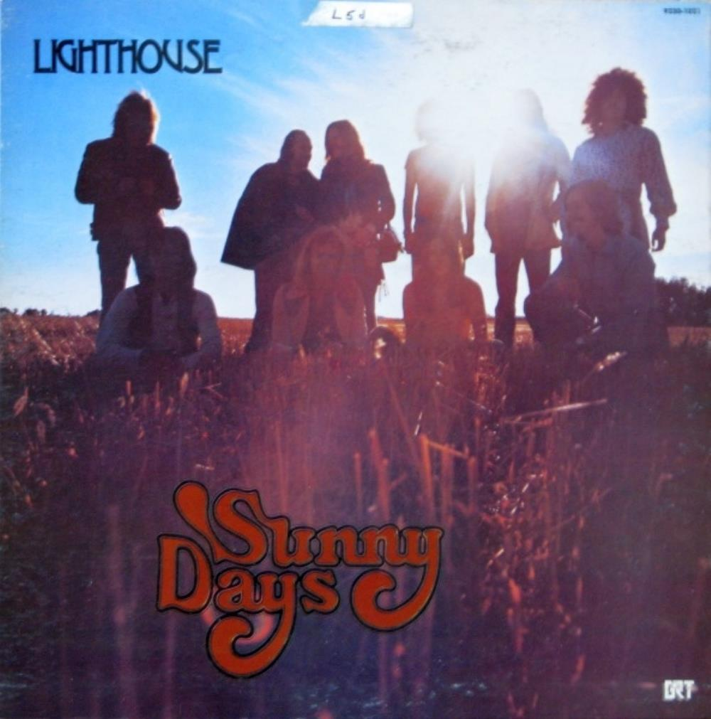 Lighthouse - Sunny days CD (album) cover