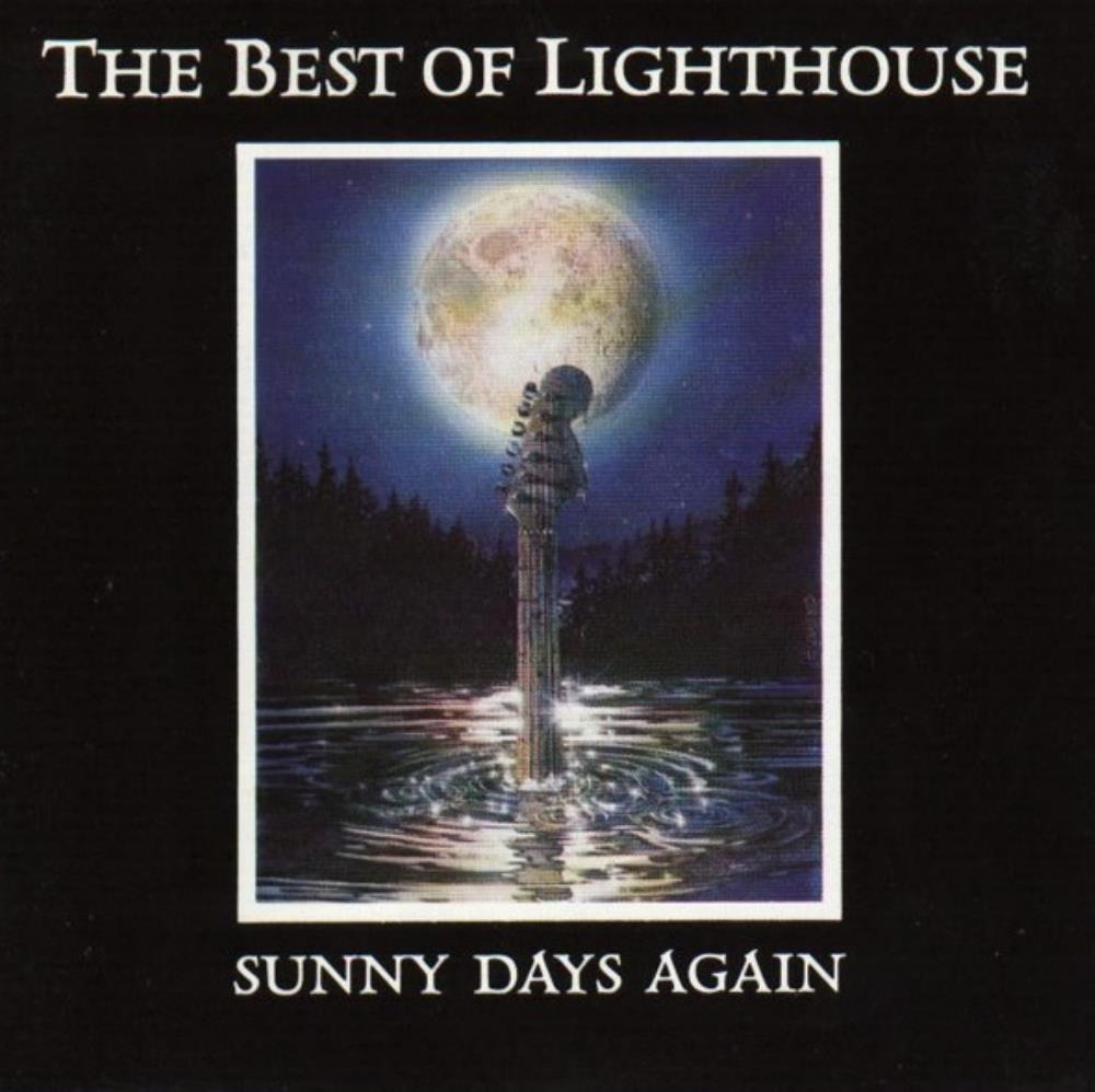 Lighthouse - Sunny days again, The best of CD (album) cover