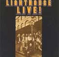 Lighthouse - Lighthouse Live CD (album) cover