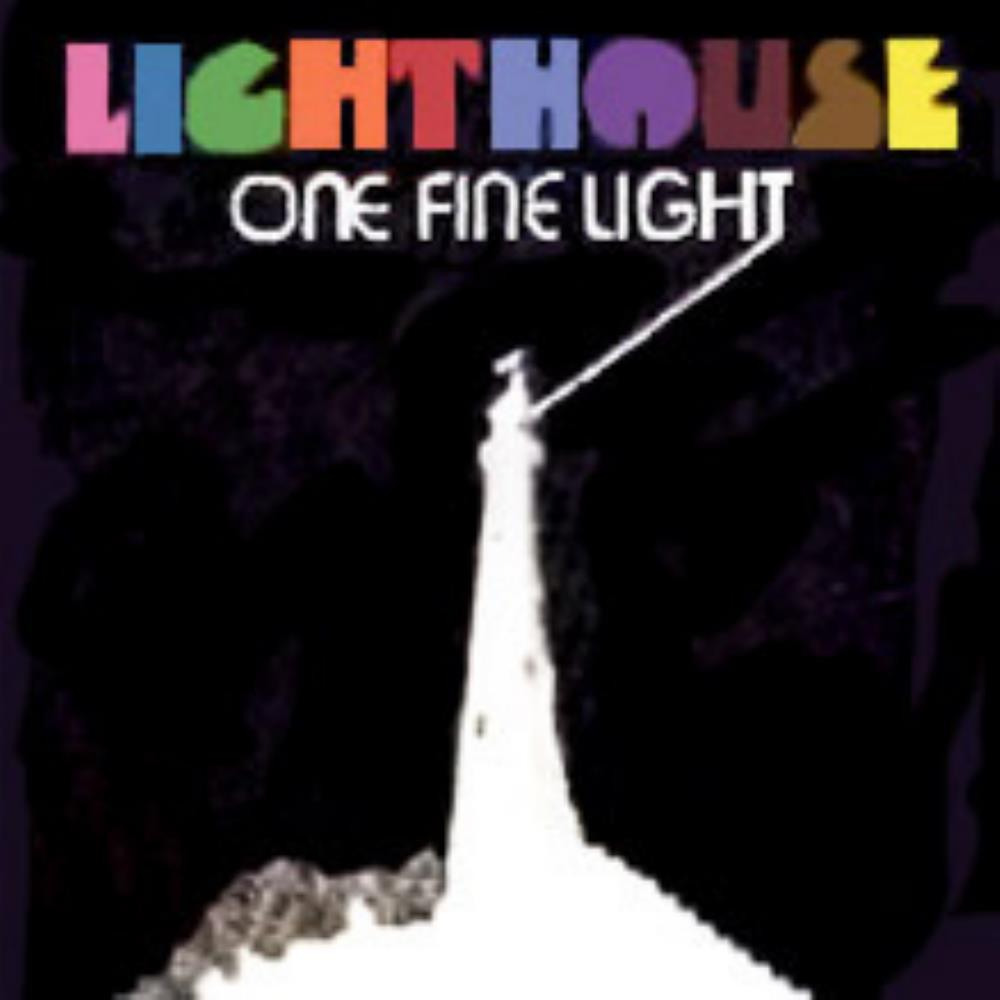 Lighthouse One fine light album cover
