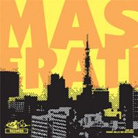 Maserati Towers Were Wires / Asymetrical Threats album cover