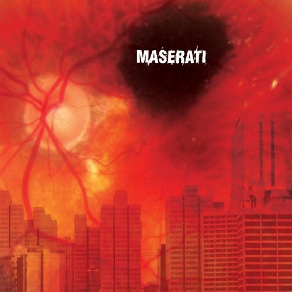 Maserati - Inventions For The New Season CD (album) cover