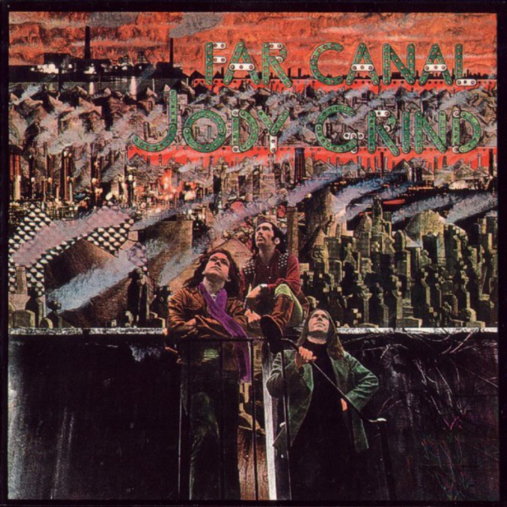 Far Canal by JODY GRIND album cover