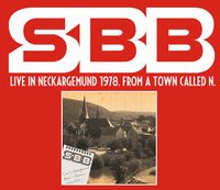 SBB - Live In Neckargemund 1978. From A Town Called N. CD (album) cover