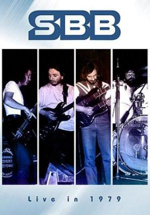 SBB Live In 1979 album cover