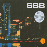 SBB - Live In America '94 CD (album) cover