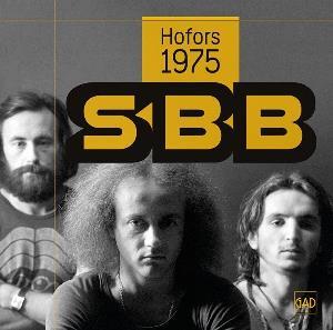 Hofors 1975 by SBB album cover