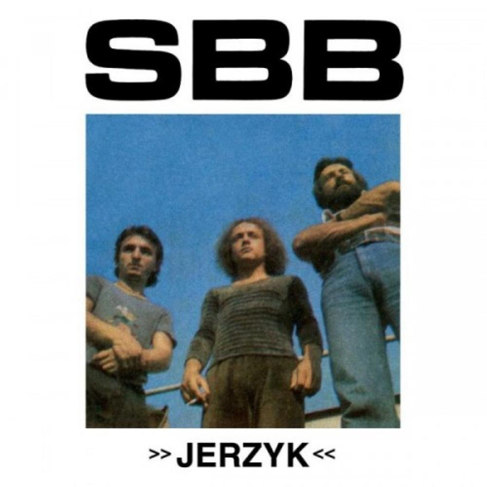 SBB Jerzyk album cover