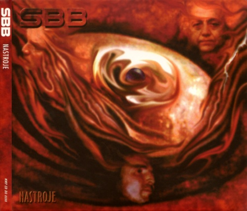 SBB Nastroje album cover