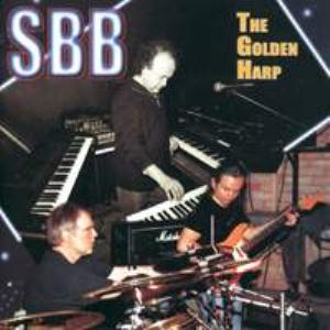 SBB - The Golden Harp CD (album) cover