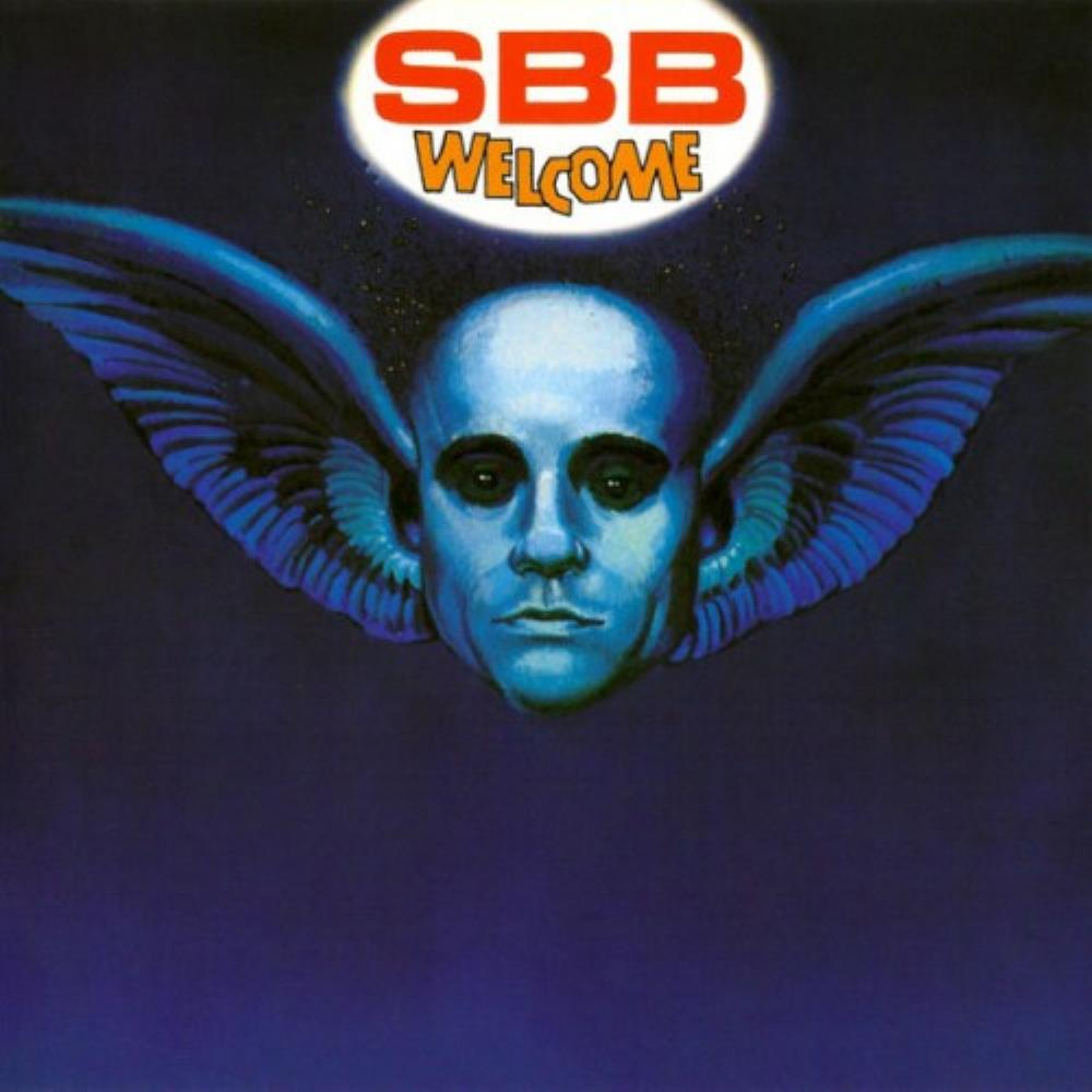 SBB - Welcome CD (album) cover