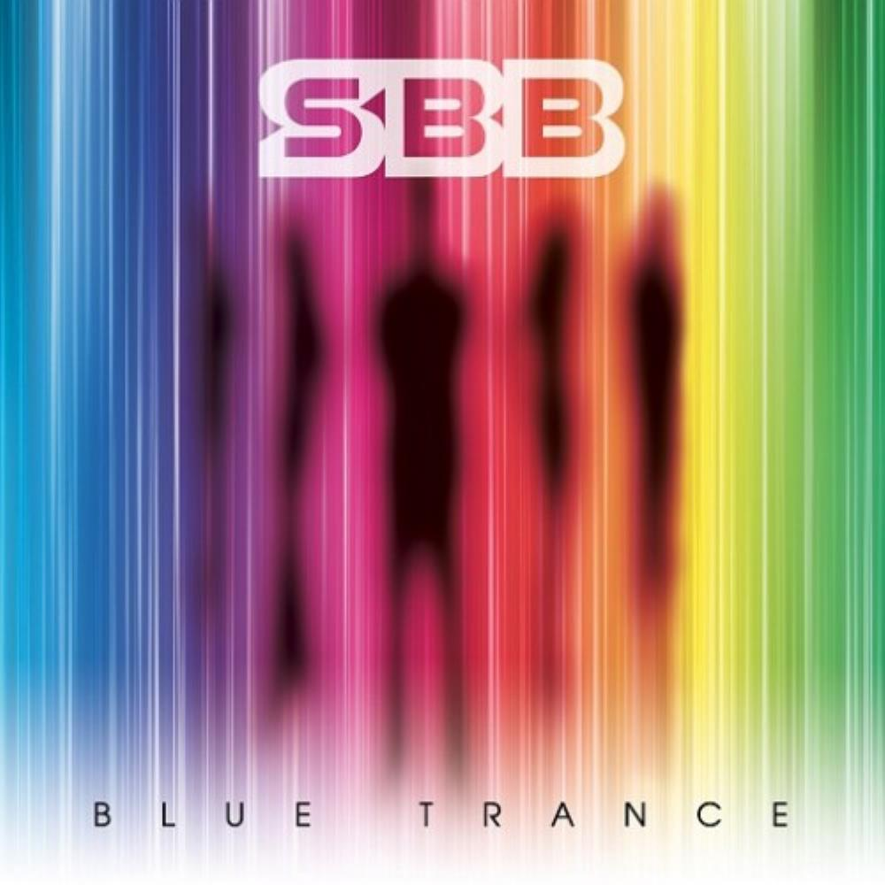 SBB Blue Trance album cover