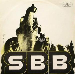 SBB - SBB (1974) CD (album) cover